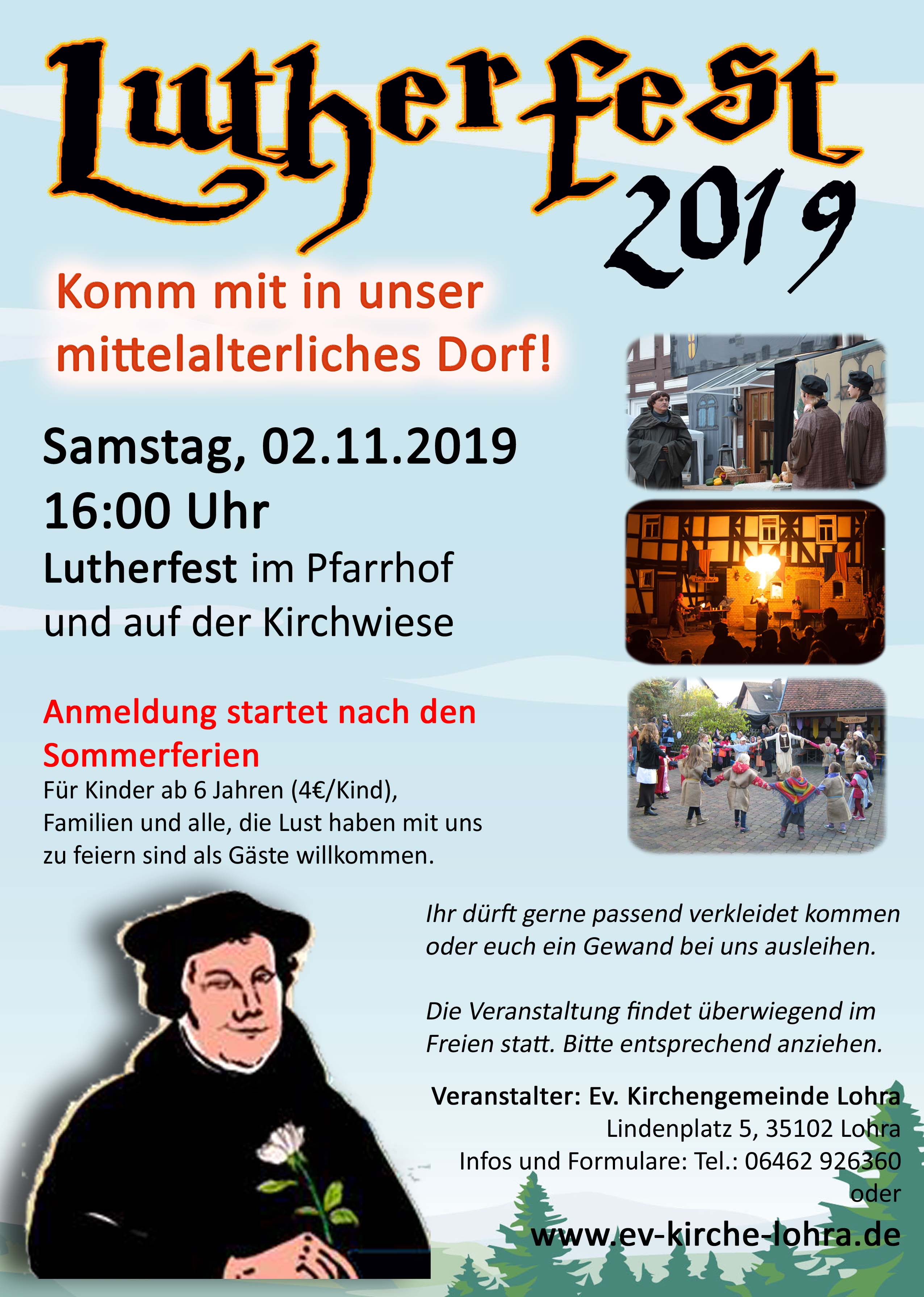 Lutherfest 2019